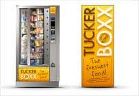 Graphic Design Inscrição do Concurso Nº107 para Graphic Design (logo, signage design) for TuckerBoxx fresh food vending machines
