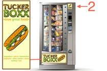 Graphic Design Inscrição do Concurso Nº95 para Graphic Design (logo, signage design) for TuckerBoxx fresh food vending machines