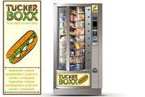 Graphic Design Inscrição do Concurso Nº127 para Graphic Design (logo, signage design) for TuckerBoxx fresh food vending machines