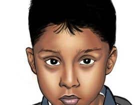#34 for Caricature design of my son af adityanair90