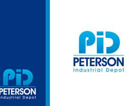 "#16 para Logo Design for ""Peterson Industrial Depot"" por Designer0713"
