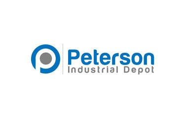 "#85 cho Logo Design for ""Peterson Industrial Depot"" bởi rraja14"
