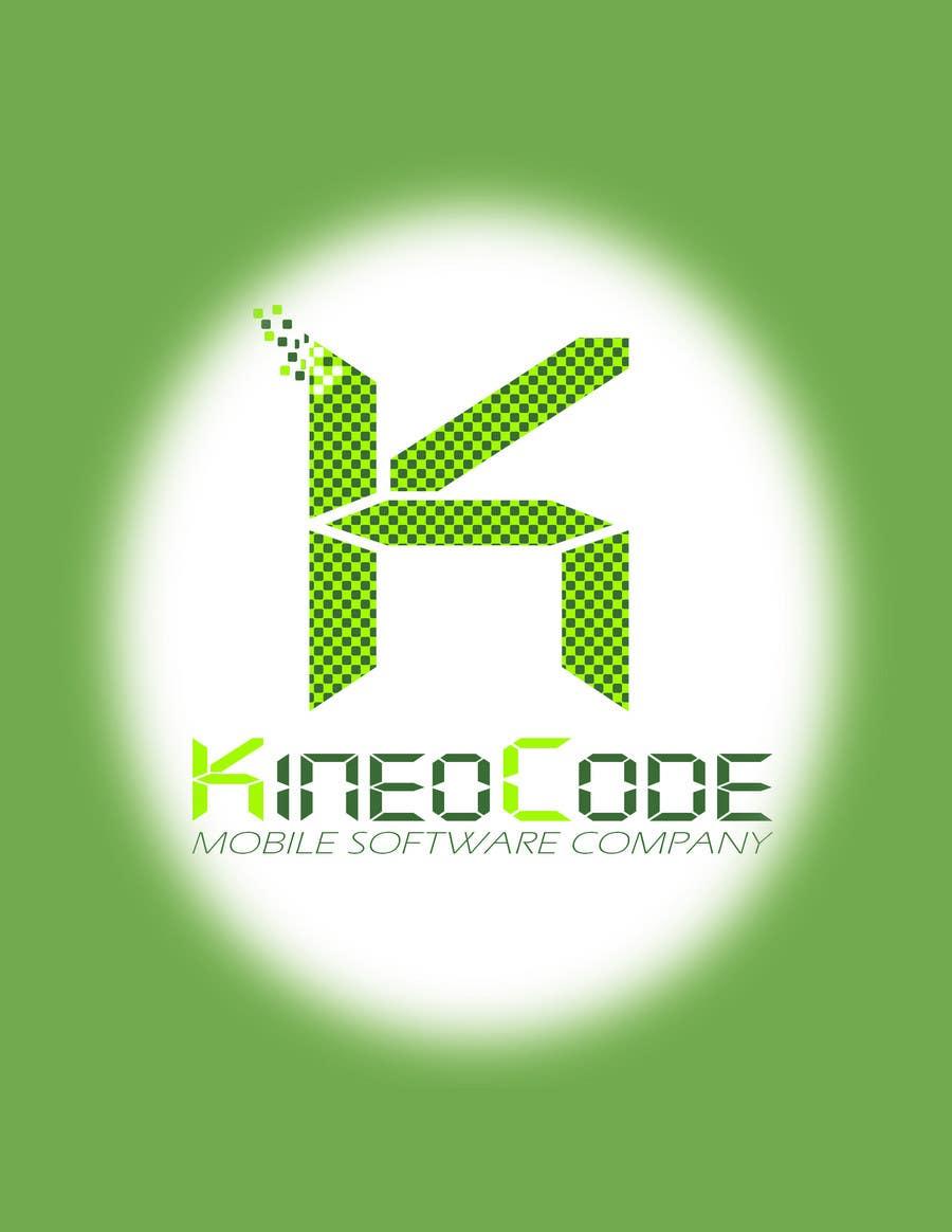 Bài tham dự cuộc thi #                                        312                                      cho                                         Logo Design for KineoCode a mobile software company
