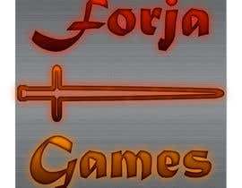#37 cho Logo design for Forja Games [Forja = Forge] bởi kevmen01