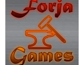 #38 for Logo design for Forja Games [Forja = Forge] af kevmen01