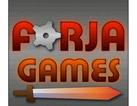 #46 cho Logo design for Forja Games [Forja = Forge] bởi kevmen01