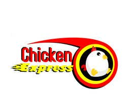 #34 cho Graphic Design for Chicken Express bởi ArtyPantsDE