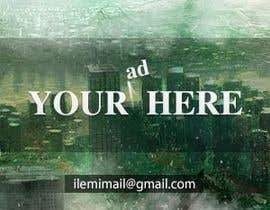 "flashxpert tarafından Design a banner for ""YOUR AD HERE"" live sports site için no 3"