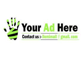 "#25 for Design a banner for ""YOUR AD HERE"" live sports site af mridul140"