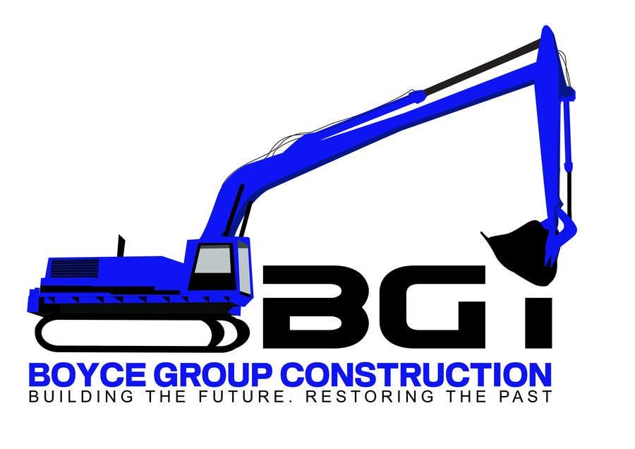 Inscrição nº                                         45                                      do Concurso para                                         Design a Logo for my construction company
