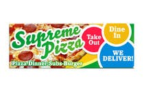 Bài tham dự #82 về Graphic Design cho cuộc thi Design a sign for a pizzeria