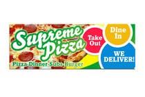 Bài tham dự #84 về Graphic Design cho cuộc thi Design a sign for a pizzeria