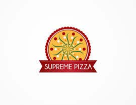 #98 para Design a sign for a pizzeria por cornelee