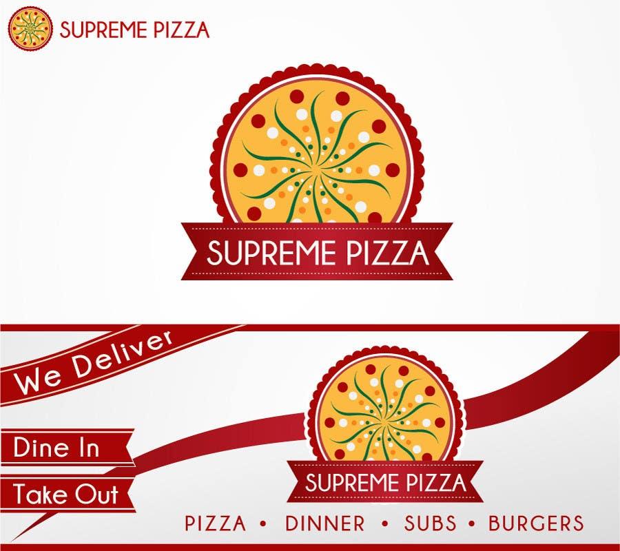 Bài tham dự cuộc thi #                                        100                                      cho                                         Design a sign for a pizzeria