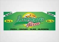 Bài tham dự #52 về Graphic Design cho cuộc thi Design a sign for a pizzeria