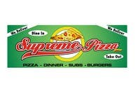Bài tham dự #55 về Graphic Design cho cuộc thi Design a sign for a pizzeria