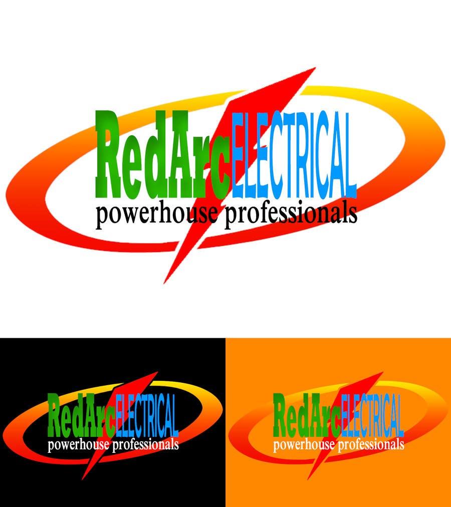 Inscrição nº 135 do Concurso para Design a Logo for RedArc Electrical