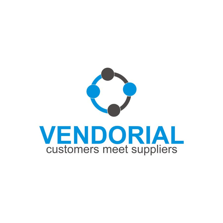 #42 for Design a Logo for VENDORIAL by ibed05