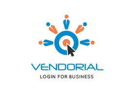 #103 for Design a Logo for VENDORIAL by Santhosh23390