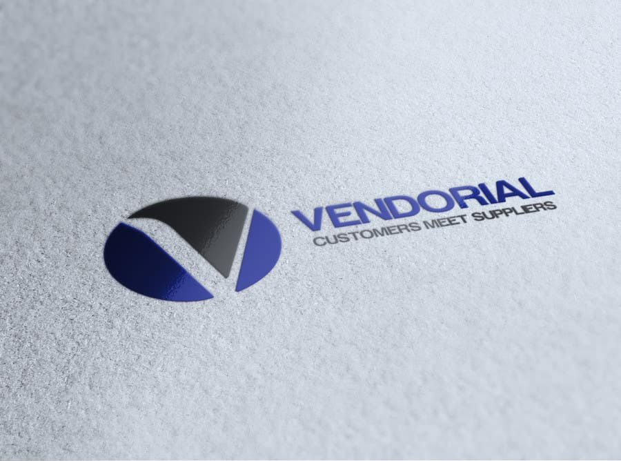 #68 for Design a Logo for VENDORIAL by xdesign123