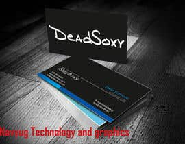 #44 for Design a Business Card for Boutique Sock Retailer by praveenjangid