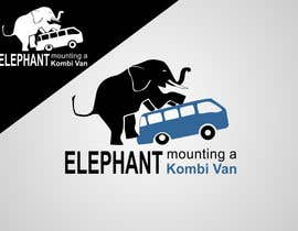 #8 for Logo Design - Elephant mounting a Kombi van by galihgasendra