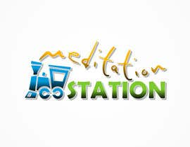 #39 para Design a Logo for Meditation Station por karoll