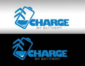 #86 untuk Design a Logo for: Charge my Battery oleh iulia11