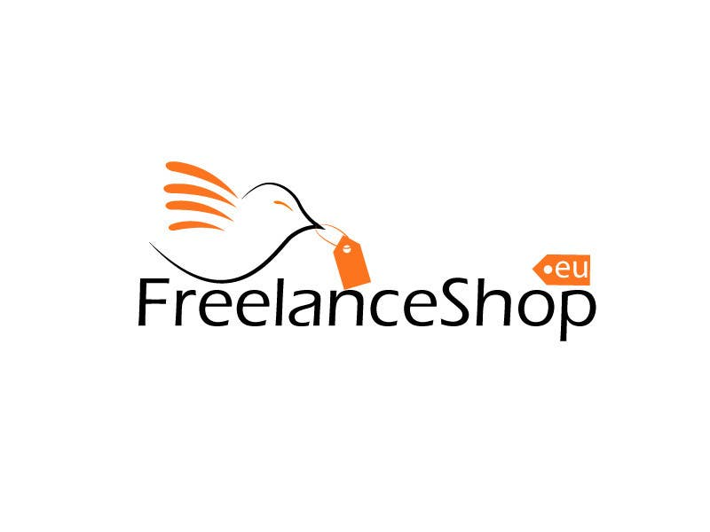 #594 for Logo Design for freelance shop by rapfreedom