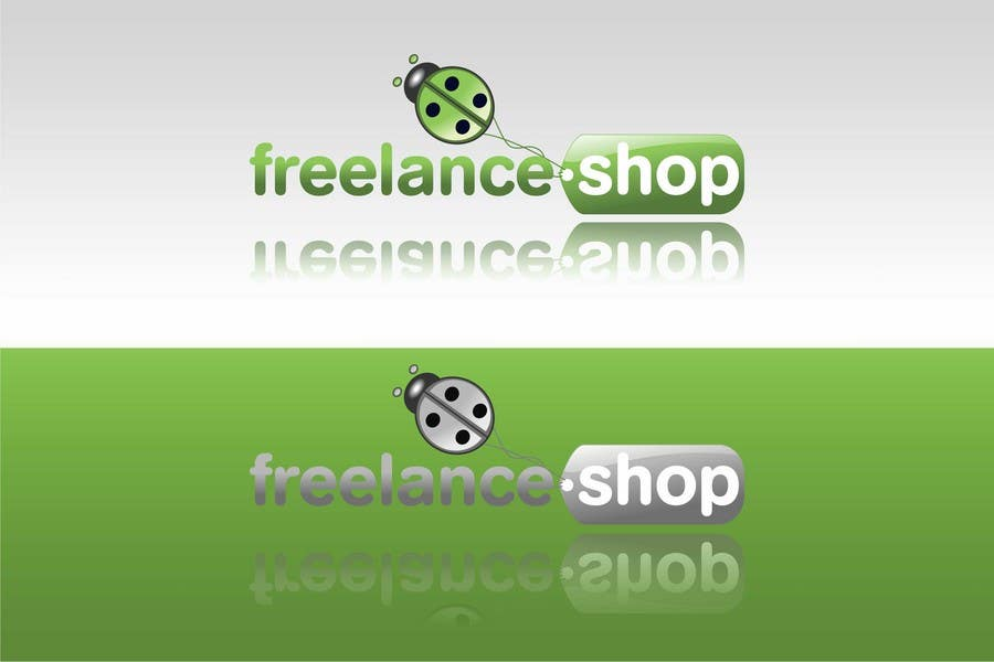#718 for Logo Design for freelance shop by catalin214