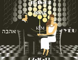 #82 for Retro/Vintage Poster Design for Anniversary by EugeneShupyk