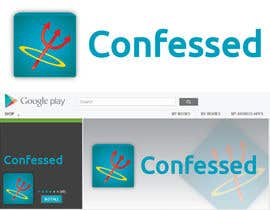 #5 for Design a Logo for my App: Confessed by umamaheswararao3