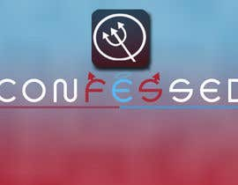 #24 para Design a Logo for my App: Confessed por smile0126