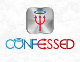 #27 para Design a Logo for my App: Confessed por lvlUPDesign