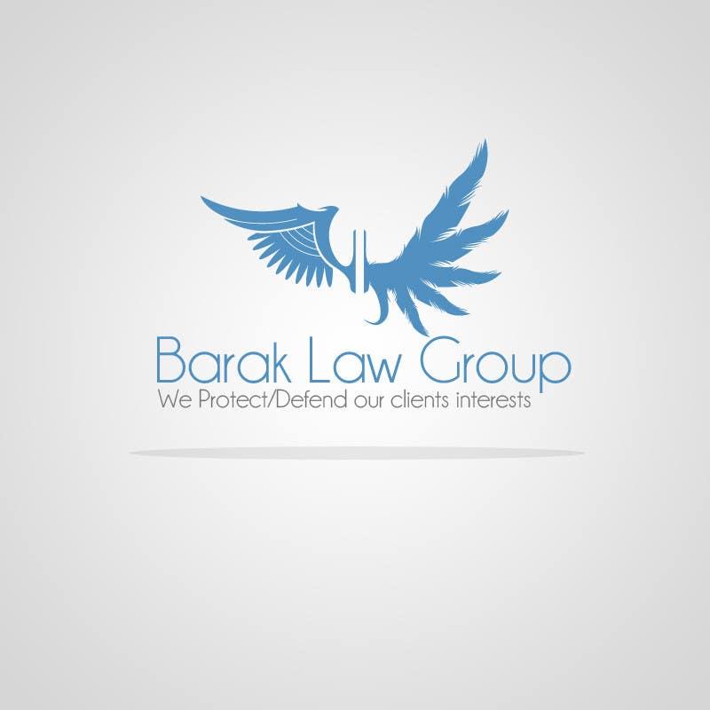 Inscrição nº                                         247                                      do Concurso para                                         Logo Design for Barak Law Group