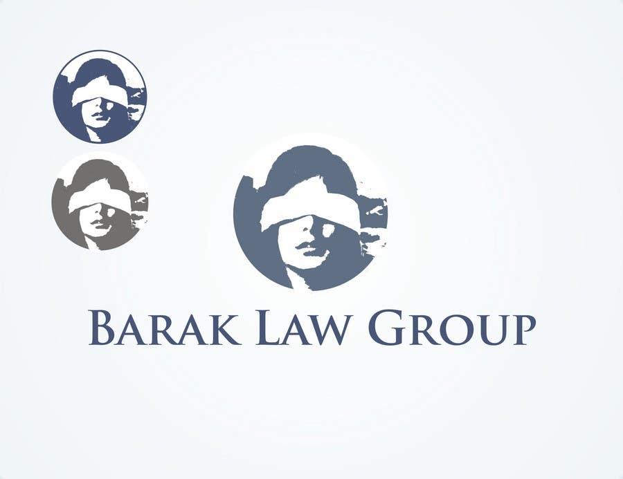 Inscrição nº                                         263                                      do Concurso para                                         Logo Design for Barak Law Group