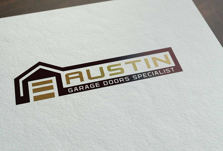 Contest Entry #3 For Design A Logo For Garage Door Repair Company    2