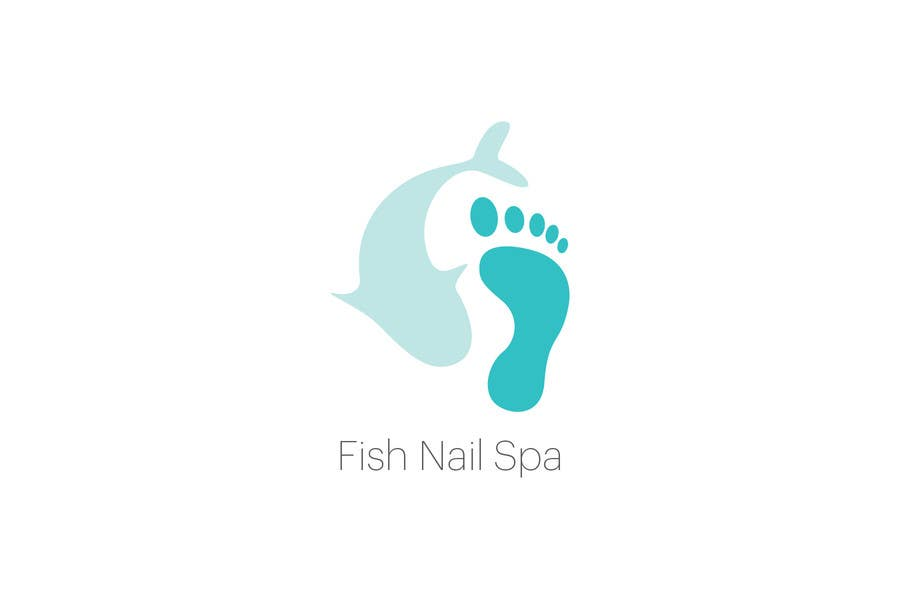 Entry 47 By Nuwancreation For Design A Logo For Fish Nail Spa