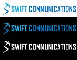 """nº 36 pour Create a logo for a telecommunications company called """" Swift Communications"""" par whistlingwind1"""