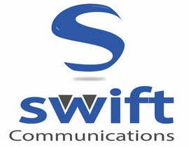 """#24 for Create a logo for a telecommunications company called """" Swift Communications"""" by rivas347"""