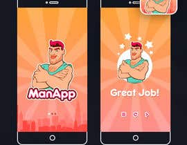 #19 for Design a  mobile game Mockup and icon by edbryan