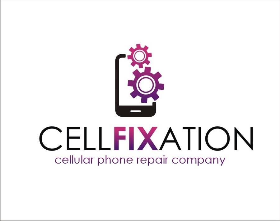design a logo for a cell phone repair company freelancer