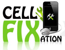 #64 for Design a Logo for a Cell Phone Repair company af andrewnlsn