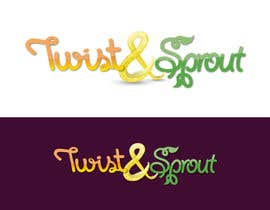 "#12 para Design a Logo for Online Health Food Store - Organic food  ""Twist and Sprout"" BIG bonus for awesome designs - and future WORK por designhour"