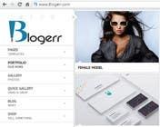 Website Design Bài thi #98 cho Design a Logo for a Blog