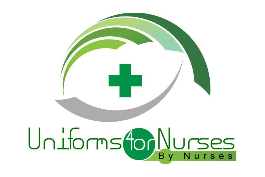 "Penyertaan Peraduan #33 untuk Design a Logo for Uniform Company ""Uniforms 4 Nurses, by Nurses"" (clothing company)"
