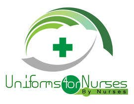 "#33 para Design a Logo for Uniform Company ""Uniforms 4 Nurses, by Nurses"" (clothing company) por manish997"