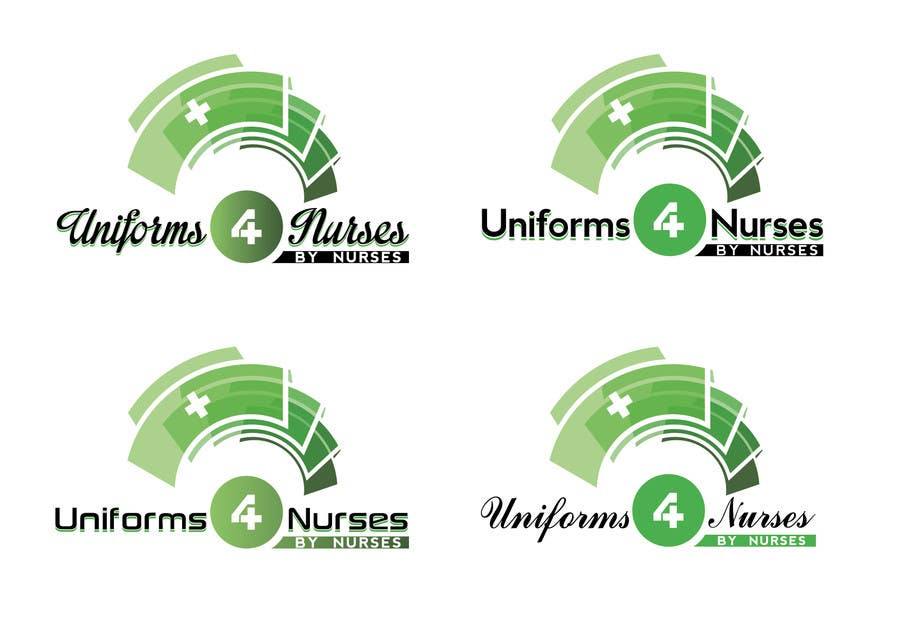 "Penyertaan Peraduan #32 untuk Design a Logo for Uniform Company ""Uniforms 4 Nurses, by Nurses"" (clothing company)"