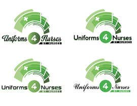 "#32 para Design a Logo for Uniform Company ""Uniforms 4 Nurses, by Nurses"" (clothing company) por anamiruna"