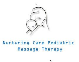 nº 3 pour Pediatric Massage Therapy logo par aElshazly3